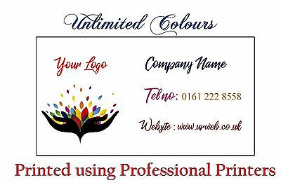 Personalised Self Adhesive Pre Printed Sticky Labels. Small Medium Large