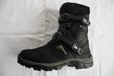Boots Motorcycle Motorbike Scooter Quad ATV Biker Leather boots FORMA Adventure