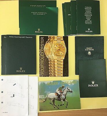 14 Factory ROLEX Watch -  Books And Wallets