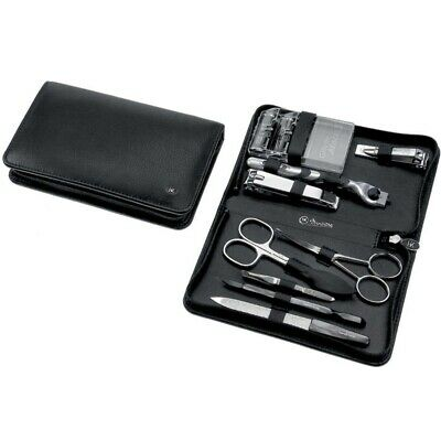 Hans Kniebes Mens Grooming Leather Kit