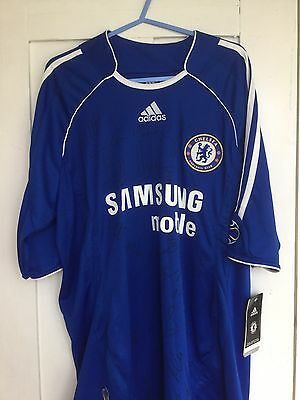 Authentic Chelsea FC Signed Shirt - With COA