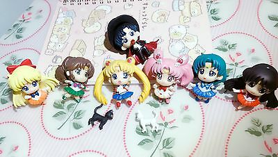 Sailor Moon PVC Doll Figure Toys 9pcs Set