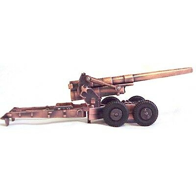 Howitzer Cannon Bronze Pencil Sharpener New
