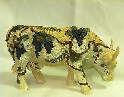 COWS ON PARADE by WESTLAND - #7714 - GRAPE BOVINE - 2005  *FREE 1 DAY SHIP
