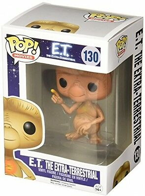 "Funko Pop! Vinyl Figure E.T. Extra Terrestrial 3.75"" Pop Movies Collectibles Toy"