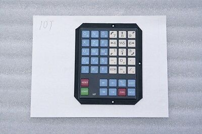 Keysheet Keypad FANUC 10T, A98L-0001-0482#T Replacement