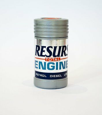 RESURS Total 50 g Nano Engine Oil Additive Engine Restorer FREE SHIPPING 1.76oz