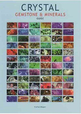 Gemstone & Minerals - Eight Page Laminated Color Information Guide