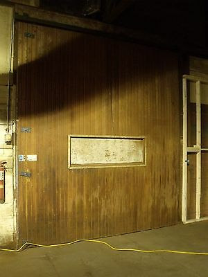Vintage Sliding Barn Door - from 1920's and 1930's