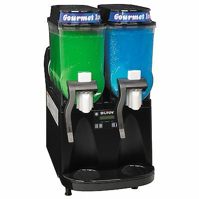 Professional Bunn Ultra-2 Gourmet Ice Frozen Drink System 26 Servings per Hour
