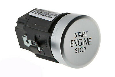 13-17 VW Volkswagen Beetle Kessy System Engine Ignition Push Start Stop Button