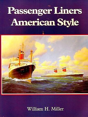 MATSON LINE ss United States American Export US Ocean Liner Picture History Book