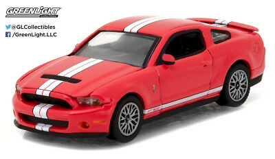Greenlight 1:64 Muscle Car Series 18 Ford Shelby GT500 Race Red