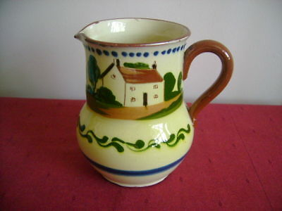 Large Motto Jug   Maker Unknown