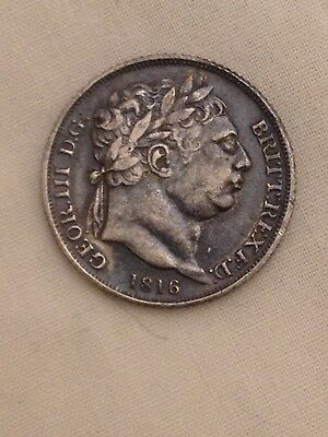 King George iii sixpence silver coin metal detector find detecting 3rd