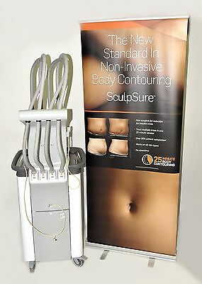 2016 Cynosure SculpSure 1060nm Diode Laser Lipolysis Fat Reduction Body Contour