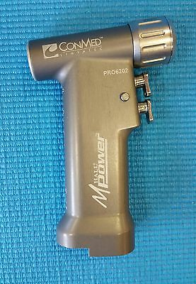 Conmed/linvatec/hall Mpower Dual Trigger Modular Drill/reamer Pro6202