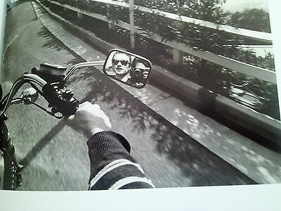The Police Sting on motorbike 1981 Single Page Poster Music Magazine 20x14cm