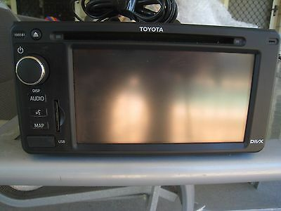 Toyota Hilux Navigation Unit Genuine