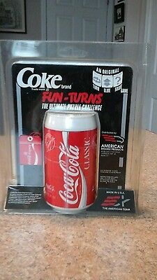 1992 Coke Fun-Turns Ultimate Puzzle The Coca-Cola Company