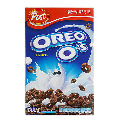 POST OREO O's Cereal 500g with Marshmallow