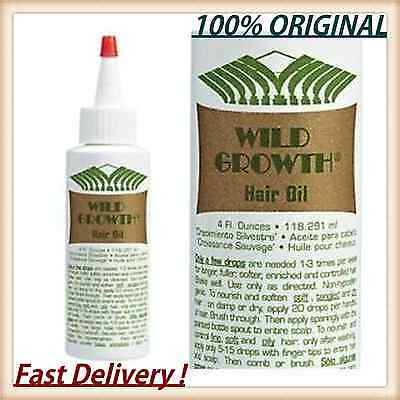 WILD GROWTH HAIR OIL By WILDGROWNFAST A Powerful & Complete Hair Growth Formula