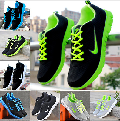 2017New Men's Smart Casual Fashion Shoes Breathable Sneakers Running Shoes