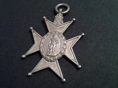 Victorian Medal Blackpool Athletic Festival 1870 W.H. Woods 3 Miles Walking