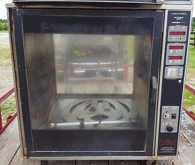 HENNY PENNY COMMERCIAL 208V 3Ph ELECTRIC ROTISSERIE OVEN