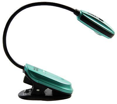 Miniflex LED Book Light Green