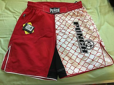 Punch MMA Shorts M