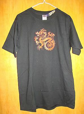 Red Dragon Youth Short Sleeve T-Shirt - Size XL