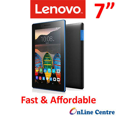 "Lenovo Tab 3 7 A7-10 Tablet 7"" IPS Screen Quad Core 16GB Dolby Audio GPS Android"