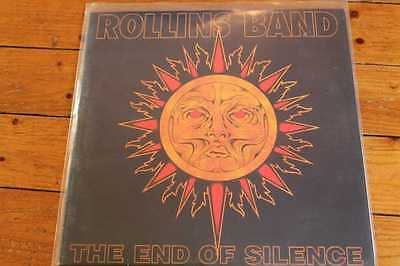 Henry Rollins Band -  The End of Silence Vinyl 2 LP