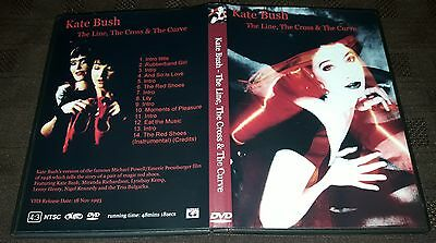 Kate Bush - The Line, the Cross, and the Curve DVD SPECIAL FAN EDITION - Good!