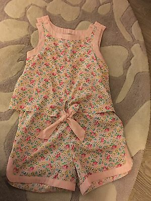 Girls Next Playsuit 6 Years
