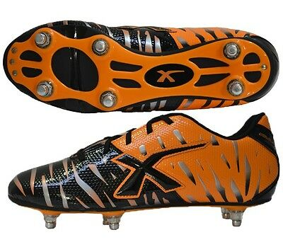 X Blades Wild Thing Animal 6 Studs Rugby Boots