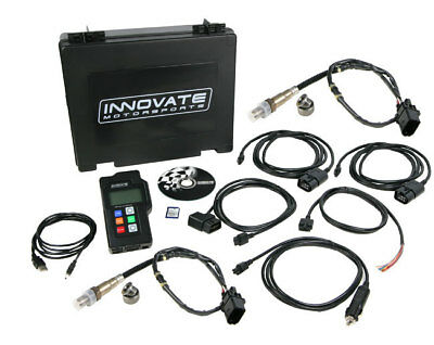 Innovate Motorsports LM-2 Air/Fuel Ratio Meter, (2) Dual O² Basic Kit