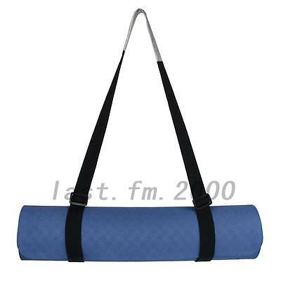 Useful Adjustable Yoga Mat Carrier Carrying Sling Strap Belt Assistant Tool
