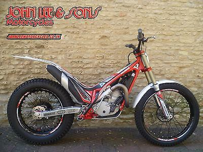 Gas Gas TXT300 Racing, 2017 Model, Road Registered