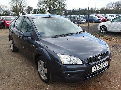 2007 Ford Focus 1.4 Style 5dr