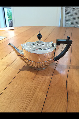 Antique Stirling Silver Teapot