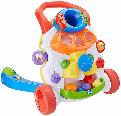 Baby Step Activity Walker Training Motor Skills Educational Play Toddler Toy
