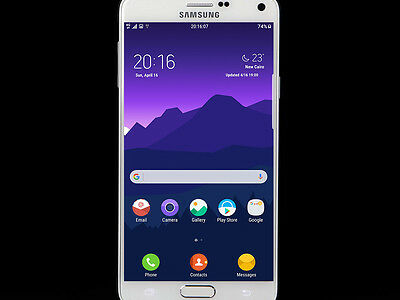 Samsung Galaxy Note 4 N910C/H Premium Limited  Edition Android OS Update Guide