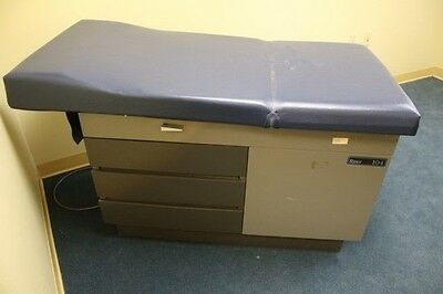 Ritter Model 104 Medical Exam Tattoo Table