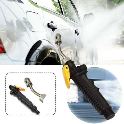 31cm High Pressure Power Washer Spray Nozzle Water Jet Hose Wand Attachment Car