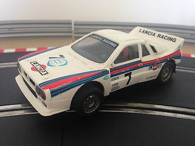 Scalextric Car Lancia Rally 037 No7 C144