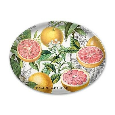 Michel Design Works - Rose Pamplemousse Verre Savon Dish
