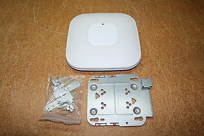Lot of 12 - CISCO AIR-CAP3502I-A-K9 Wireless Access Point with mounting brackets