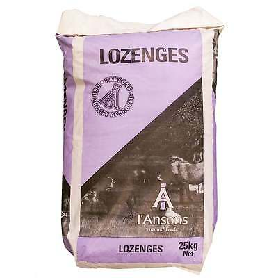 I'Ansons Linseed Lozenges 25Kg